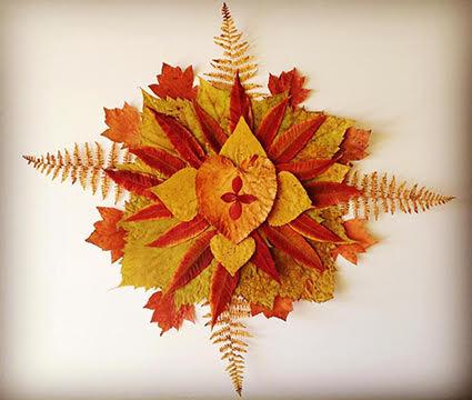 Mandala aux couleurs du moment