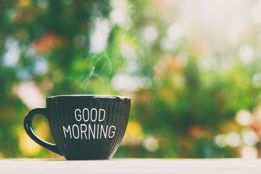 Bonjour le matin avec la naturopathie