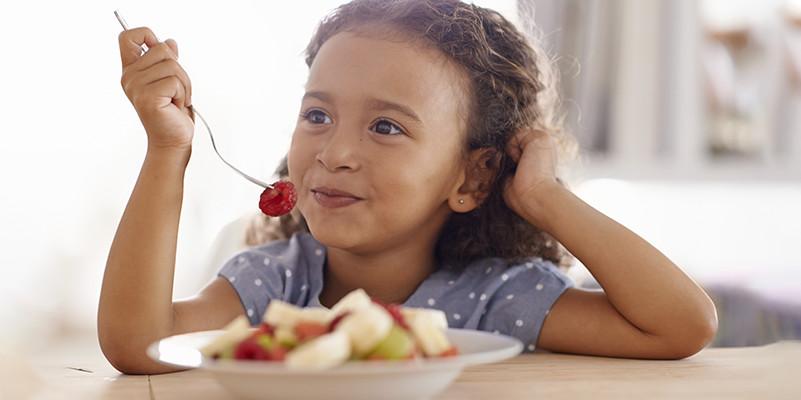 l'alimentation en naturopathie enfant